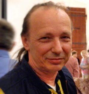 Foto Akademický malíř Jan Řeřicha