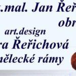 Pozvánka na výstavu obrazů mistra Jana Řeřichy - Cardamine